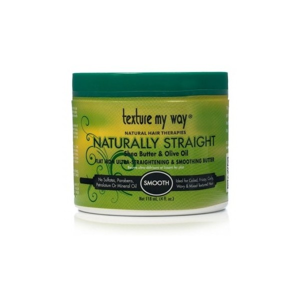 Textutre My way Beurre ultra-lissant 118ml (Naturally Straight)