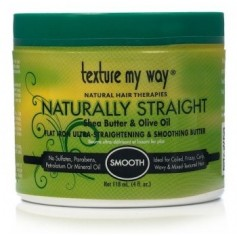 SMOOTH Ultra Smoothing Butter 118ml (Naturally Straight)