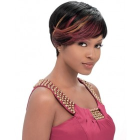 SENSATIONAL wig FAB FRINGE (Bump wig)
