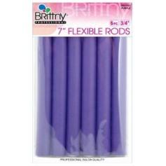 """Flexi Rods 7"""" Purple 19mm (x6) BR67551"""