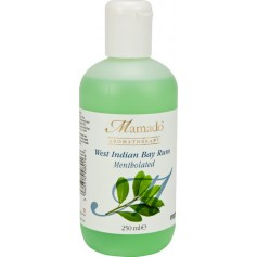 Lotion West Indian BAY RUM Mentholée 250ml