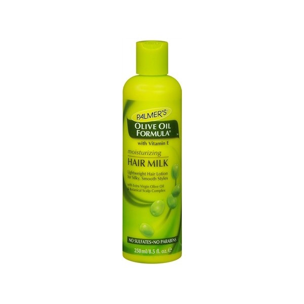 Palmer's Lait capillaire huile d'olive vierge (Hair Milk) 250ml
