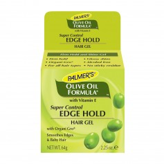 Gel fixant huile d'olive vierge (Egde Hold) 64g