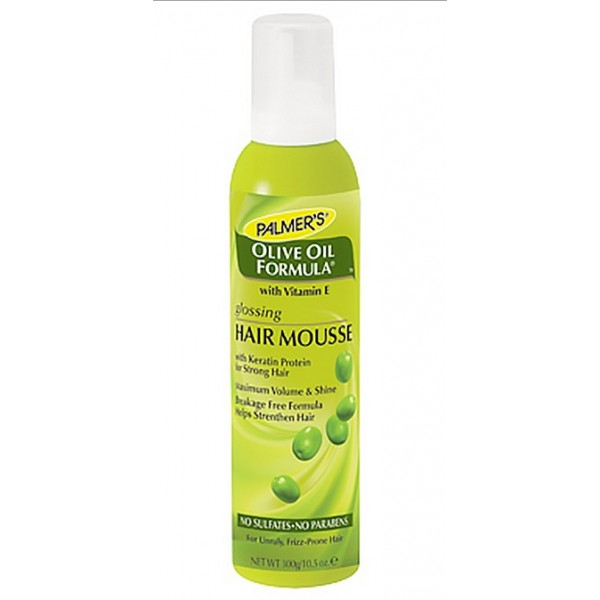 Palmer's Mousse coiffante olive vierge (Hair Mousse) 64g