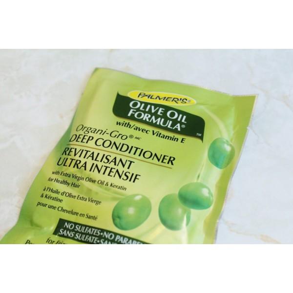 Soin intensif olive vierge (Deep Conditioner) 60g