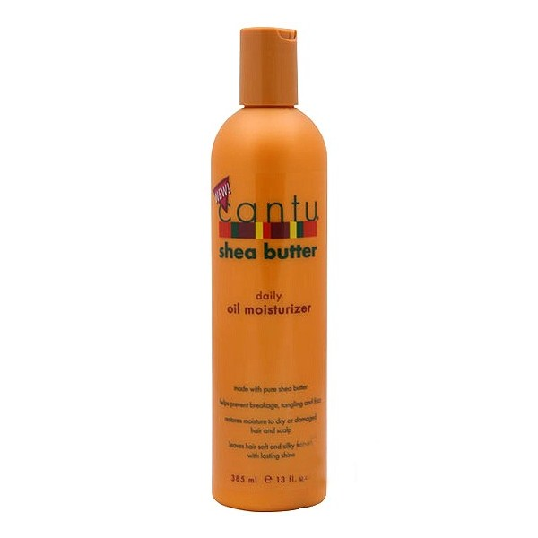 CANTU Huile hydratante beurre de karité 385ml (Oil Moisturizer)