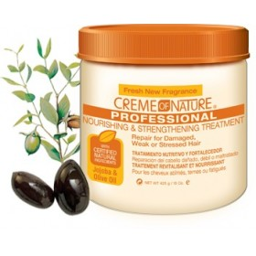Creme of Nature Traitement revitalisant & nourissant 425g (treatment)