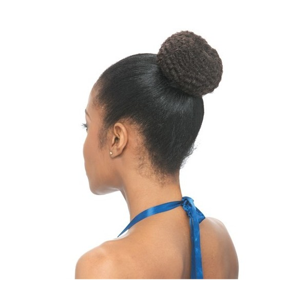 MODEL MODEL chignon Bun BUZZBERRY