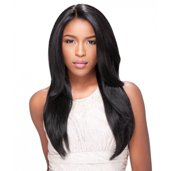 SENSATIONEL perruque STRAIGHT (Custom Lace Front)