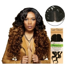 SENSAS Closure peruvienne LOOSE DEEP (Lace)