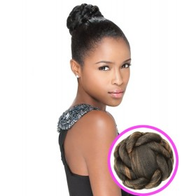 SENSATIONAL hairpiece COCONUT (Instant Bun)