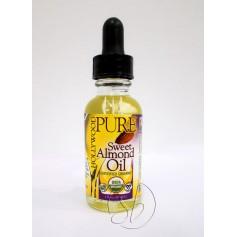 huile organique pure Amande douce 29,5 ml (Almond)