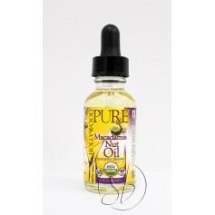 Hollywood Beauty huile organique pure noix de macadamia 29,5 ml (macadamia)