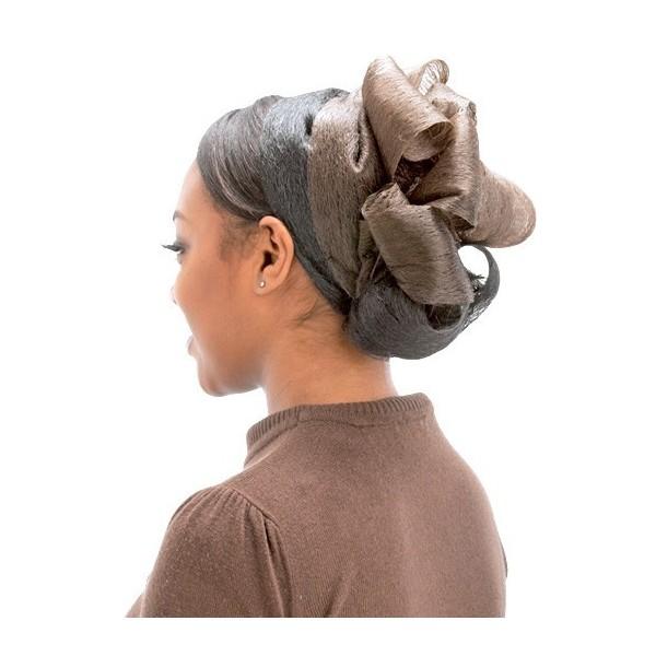 NOIR bande de cheveux TAPE CURL 3pcs