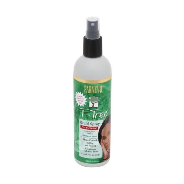 PARNEVU Spray thérapeutique pour tresses 354ml (Braid spray)