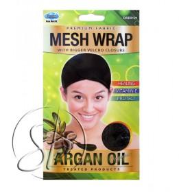 "DREAM Foam and ARGAN ""Foam mesh"" velcro cap DRE5120"