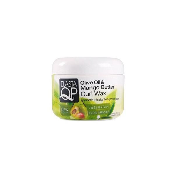 Elasta QP Cire définition boucles olive & mangue 142g (Curl wax)