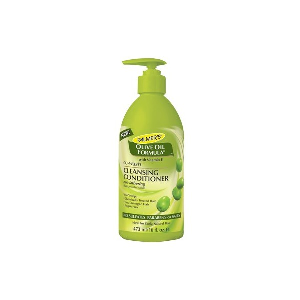 Palmer's Shampooing conditionneur huile d'Olive vierge (Cleansing) 473ml