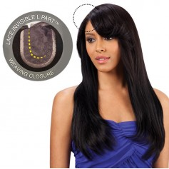 SAGA closure REMY INVISIBLE L PART (Lace) *