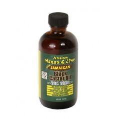Jamaican Mango & Lime Jamaican Oil Castor & Tea Tree 118ml (Lemon grass)