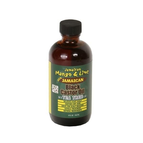Jamaican Mango & Lime Huile jamaïcaine Ricin & Theier 118ml (Lemon grass)