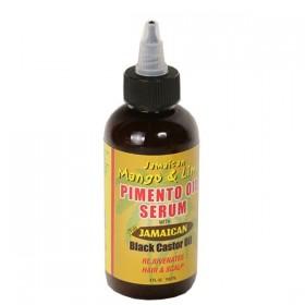 Jamaican Mango & Lime Serum with Chilli & Castor Oil 118ml