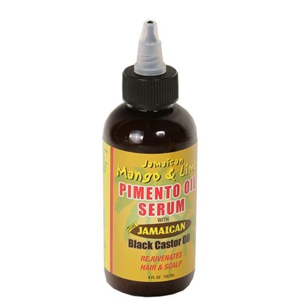 Jamaican Mango & Lime Sérum à l'huile de Piment & Ricin 118ml