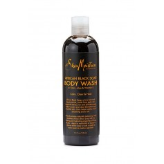 "Gel douche African Black Soap ""Calm Skin Wash"" 384ml"
