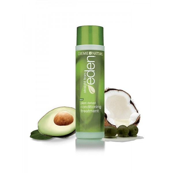 Creme of Nature Traitement revitalisant végétal EDEN 295ml (Conditioning)