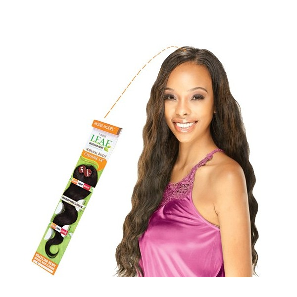 MODEL Closure LEAF BRAZILIAN NATURAL Body