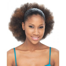 FEMI AFRO PUFF STRING large hairpiece
