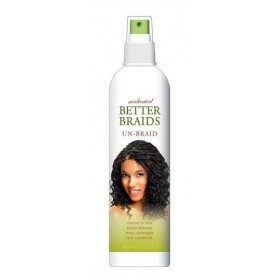 "Better Braids Spray démêlant pour Nattes""UN-BRAID"" 355ml"