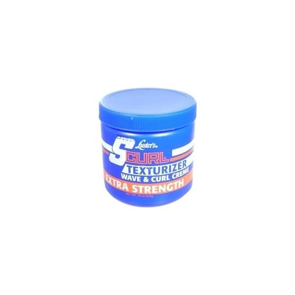 SCURL Texturizer Wave & Curl 425g * formule SUPER