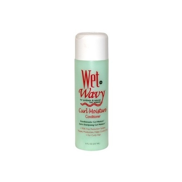 Wet n Wavy Après-shampooing spécial tissages 237ml