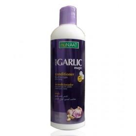 Nunaat Après-shampooing de croissance à l'ail 500ml (Garlic shampoo)