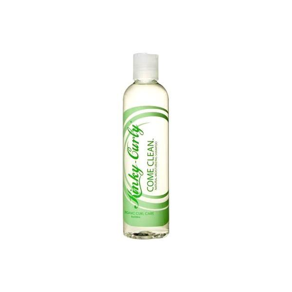 "Kinky-Curly Shampooing clarifiant 236 ml ""Come Clean"""