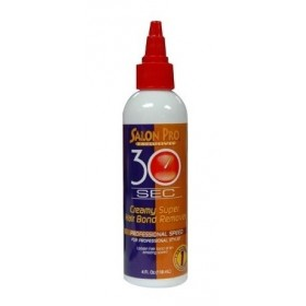 SALON PRO Dissolvant pour colle tissage 118ml [30sec]