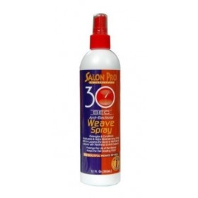 Salon PRO Spray conditionnant pour tissage 355ml [30sec]