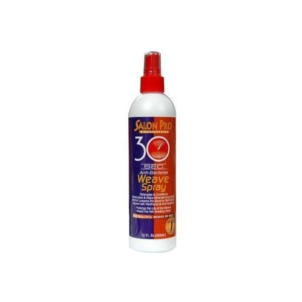 Salon PRO Spray conditionnant pour tissage 355ml [30sec]
