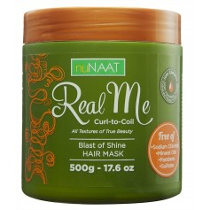 Masque traitant boucles 520ml (Real me Mask)