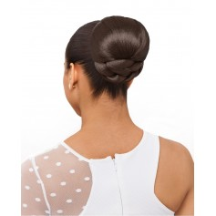Carefree chignon Foxy Lady FRENCH DOME