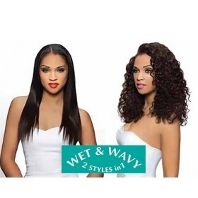 Carefree tissage AQUA MOROCCAN (Wet & Wavy)