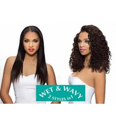 Carefree tissage AQUA MOROCCAN (Wet & Wavy) *