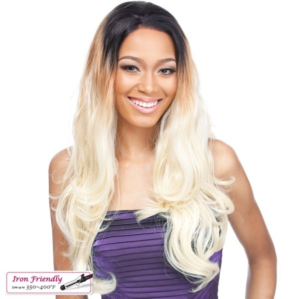 IT'S A WIG perruque MALAYSIAN BODY (Lace Front)