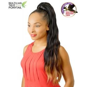 NEW BORN FREE PONYTAIL hairpiece 02 (Brazilian Tress)