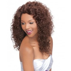 OUTRE perruque Brazilian Natural CURLY (Lace Front)