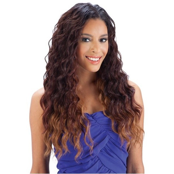 Milkyway Qué tissage Malaysian LOOSE WAVE 7 PCS