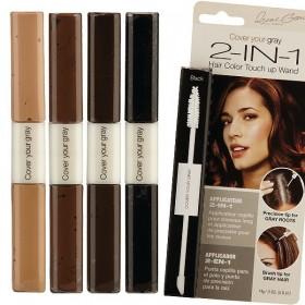 IRENE GARI Stick retouche 2 EN 1 coloration cheveux 7g
