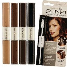 IRENE GARI Stick retouche 2 EN 1 coloration cheveux 7g