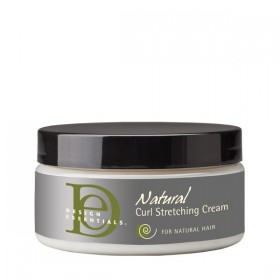 DESIGN ESSENTIALS Crème définition boucles 213g (Curl Stretching cream)